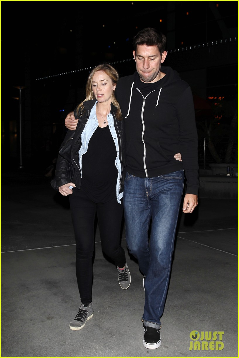 emily blunt john krasinski sunday night movie mates 06