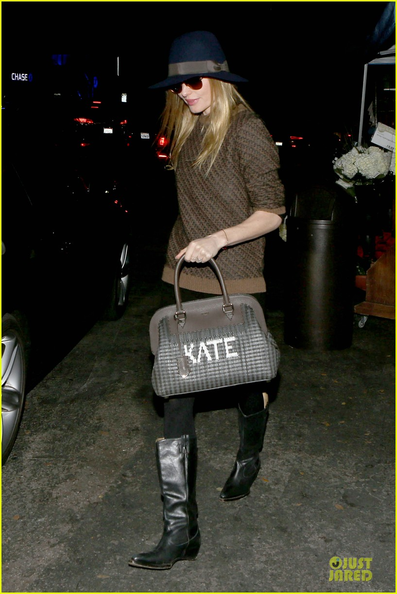 kate bosworth michael polish grocery run before holidays 033015867