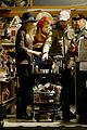 kate bosworth michael polish grocery run before holidays 15