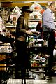 kate bosworth michael polish grocery run before holidays 16