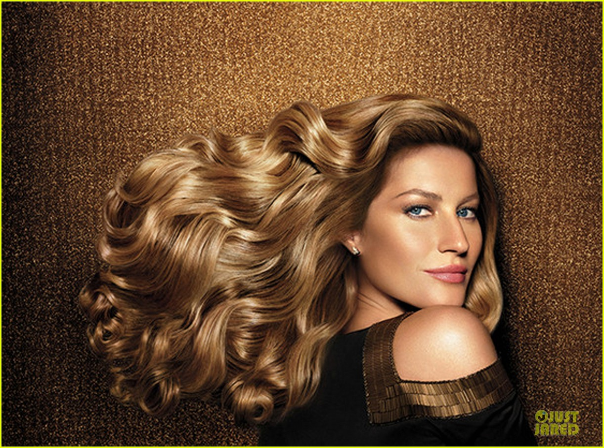 gisele bundchen new ambassador for pantene watch now 013018677