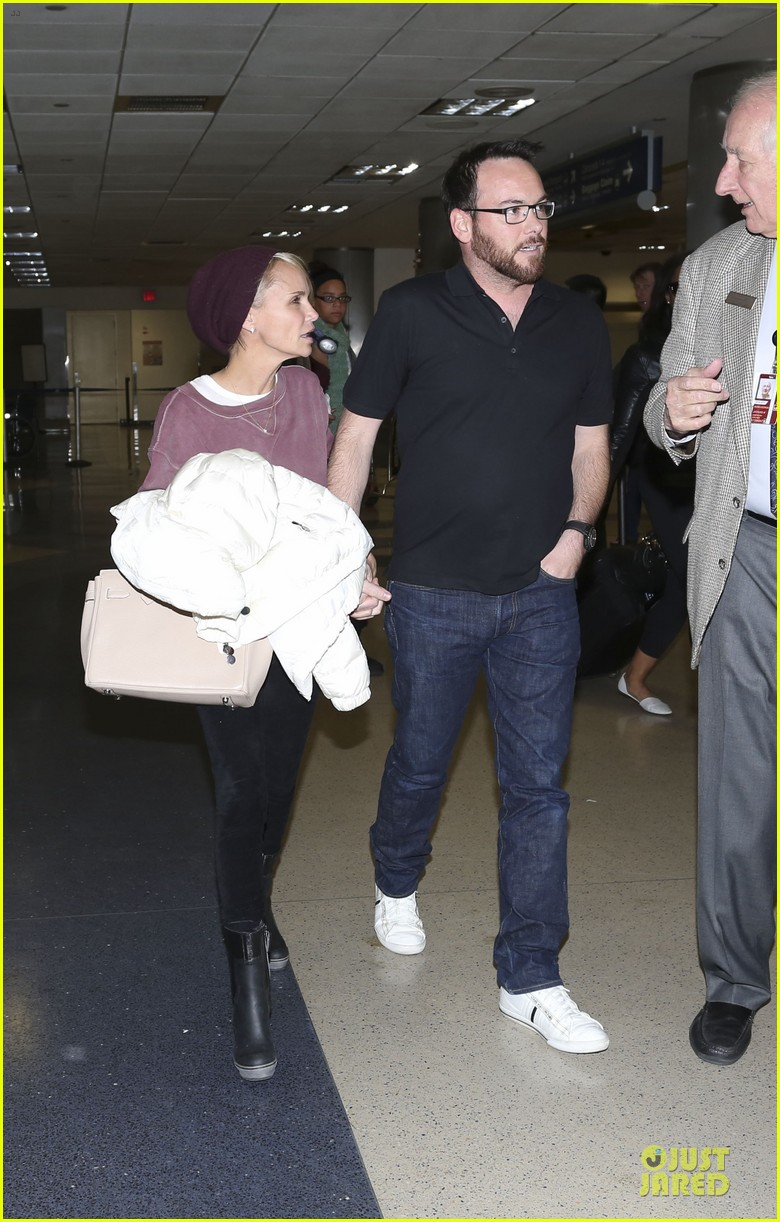kristin chenoweth lax airport pick up from dana brunetti 16