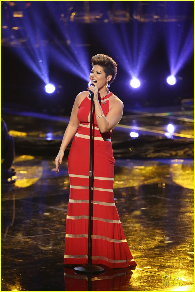 Tessanne Chin: 'The Voice' Finale Performances - Watch Now!