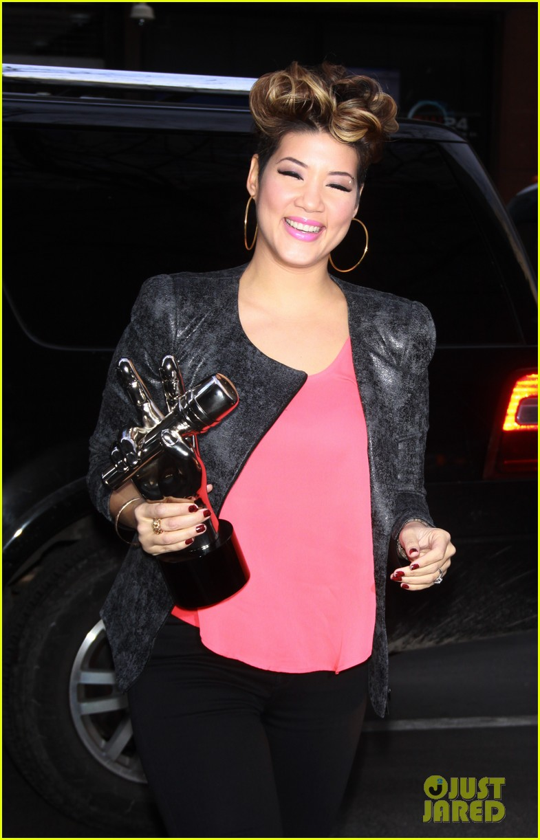 voice champ tessanne chin i was a wreck after win 023014933