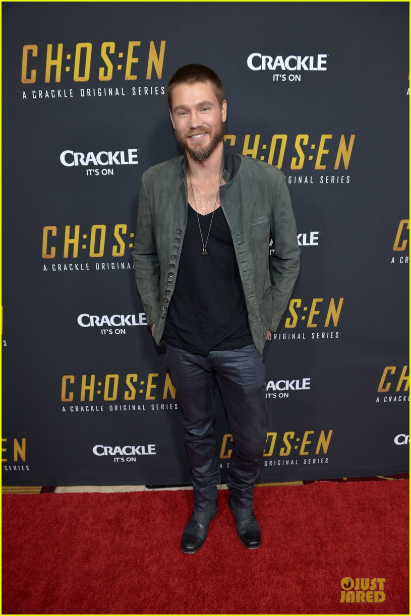 chad michael murray nicky whelan chosen season 2 premiere 12