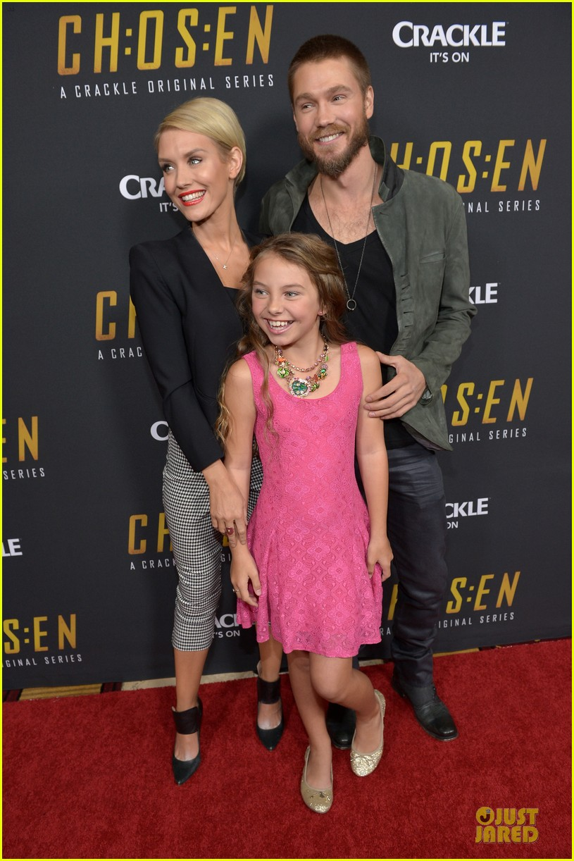 chad michael murray nicky whelan chosen season 2 premiere 18