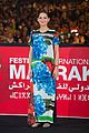 marion cotllard public enemies presentation in marrakech 01