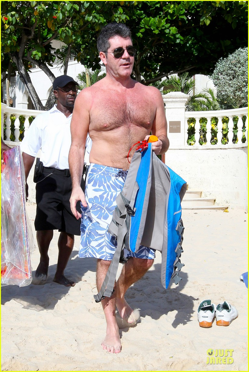 simon cowell where can i get mince pie in barbados 143019169