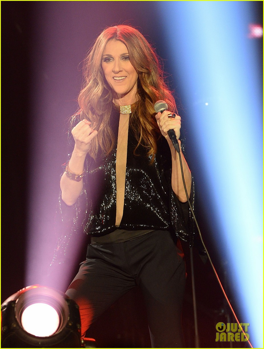 celine dion loved me back to life goes gold in uk 11