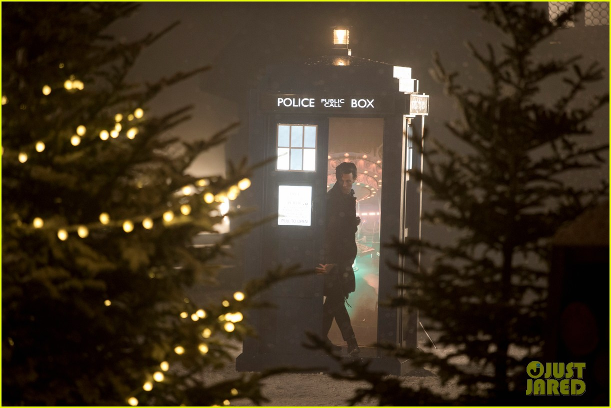 matt smith jenna coleman doctor who time doctor stills 013009896
