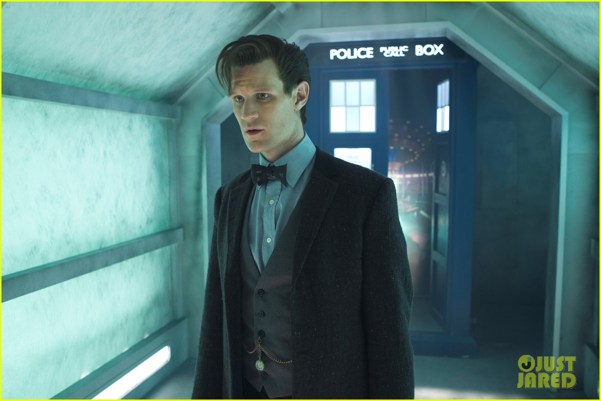 matt smith jenna coleman doctor who time doctor stills 043009899