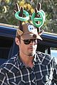 fergie josh duhamel celebrate christmas with baby axl 01