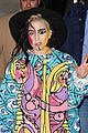 lady gaga paints eyeball on eyelid gives illusion eyes always open 06