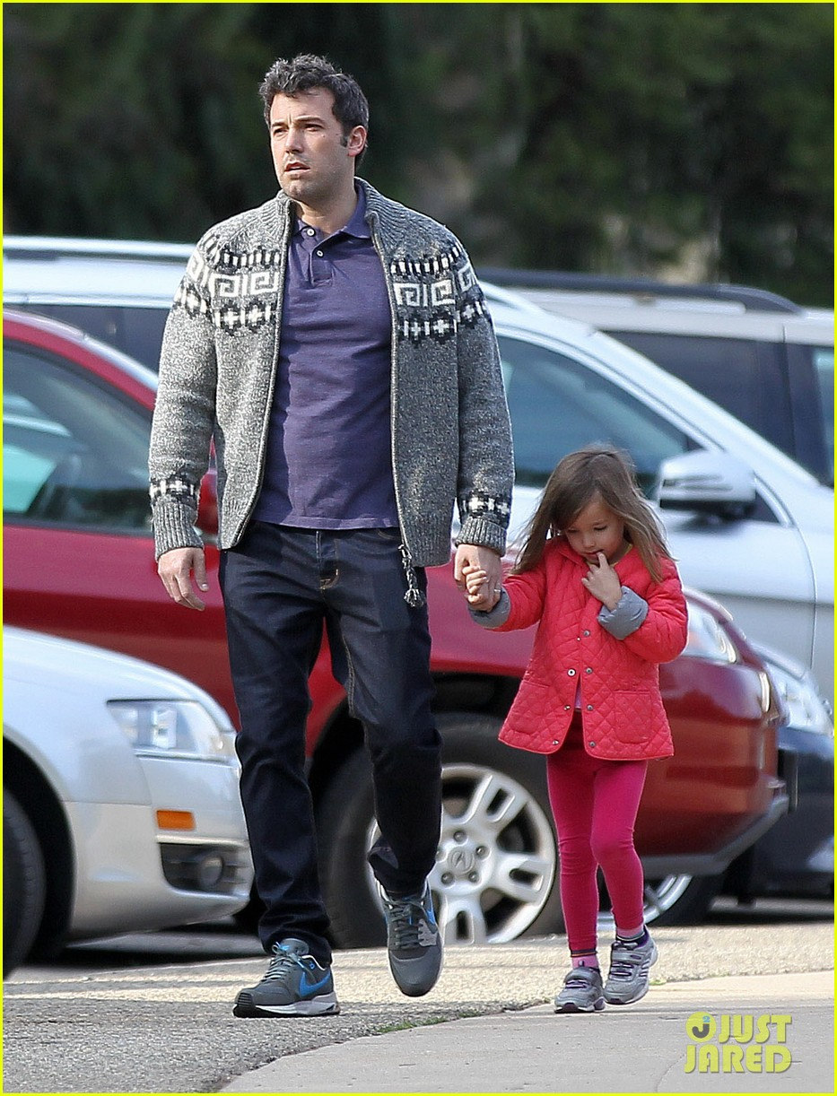 jennifer garner ben affleck sunday park day with the kids 063008327