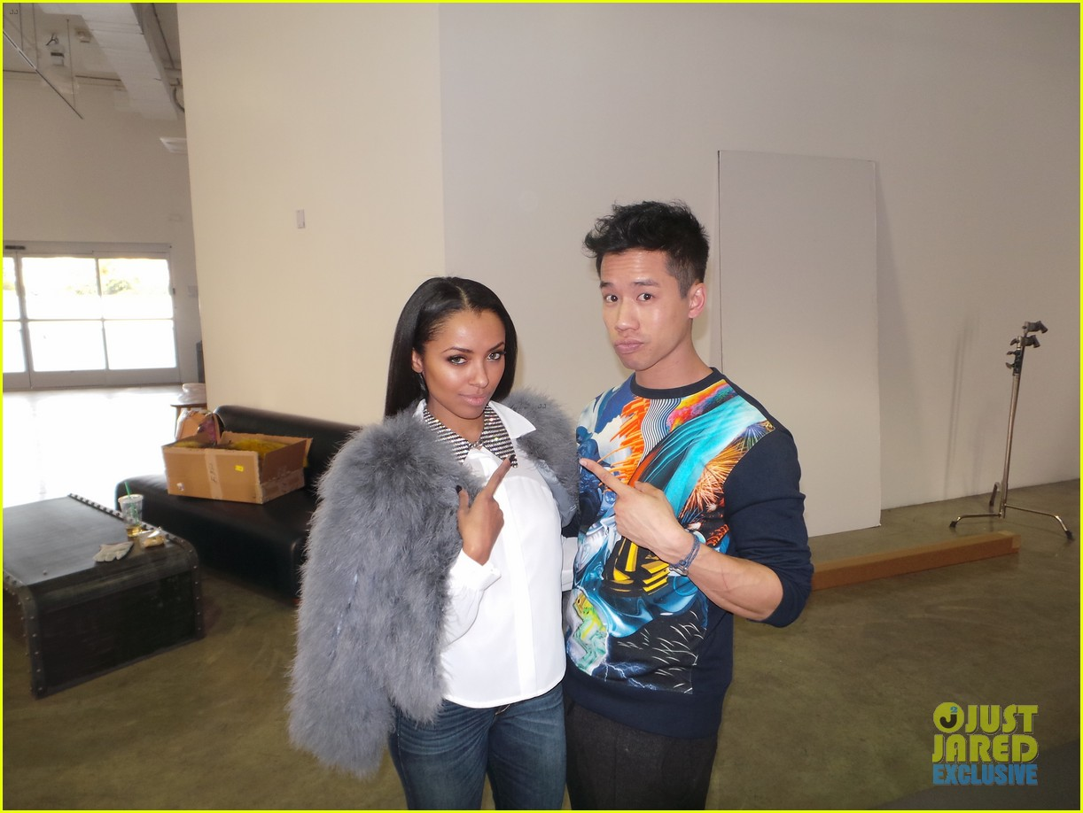 kat graham jj spotlight of the week behind the scenes pics 043017175