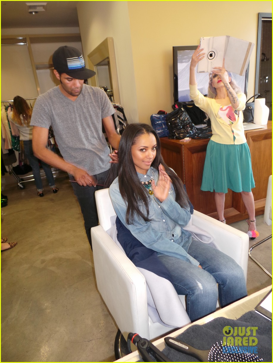 kat graham jj spotlight of the week behind the scenes pics 063017177