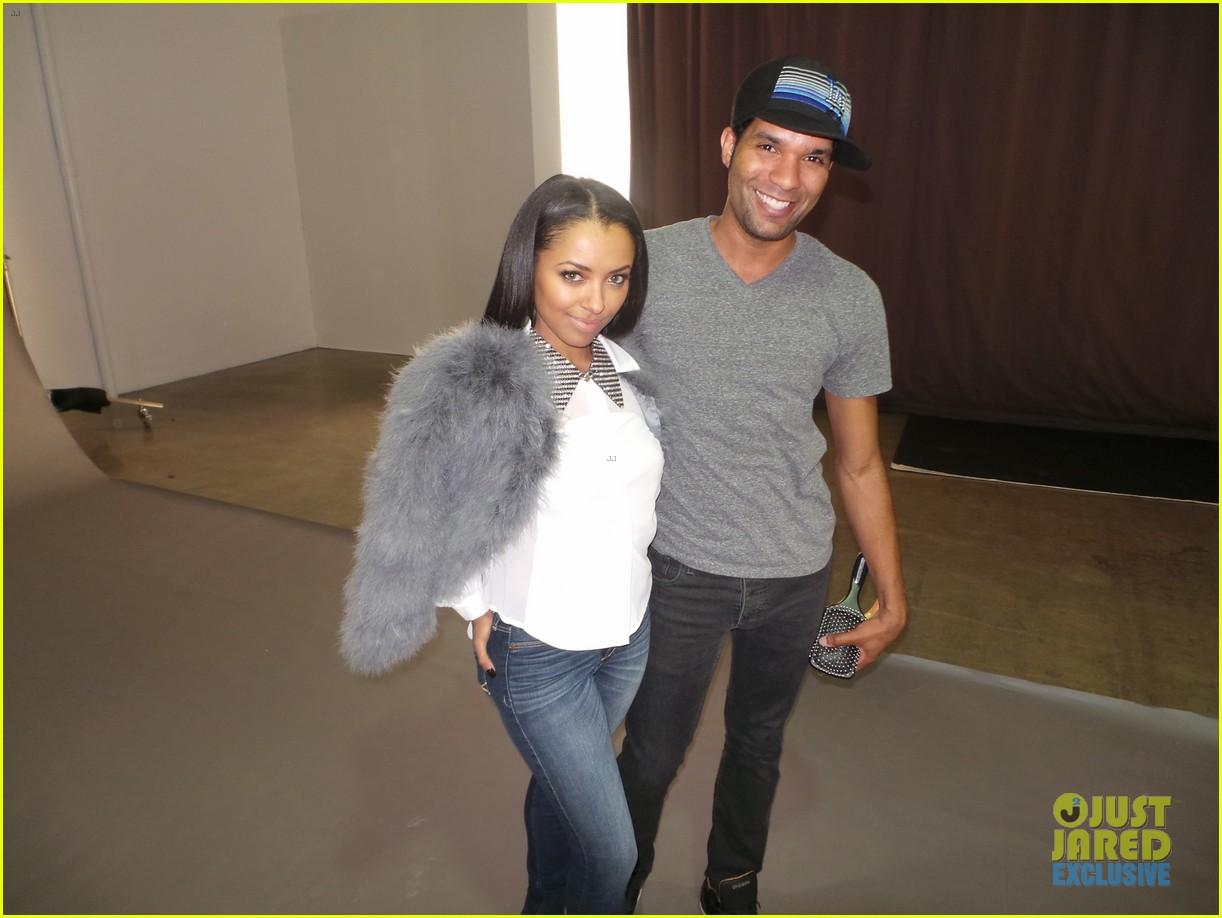 kat graham jj spotlight of the week behind the scenes pics 18