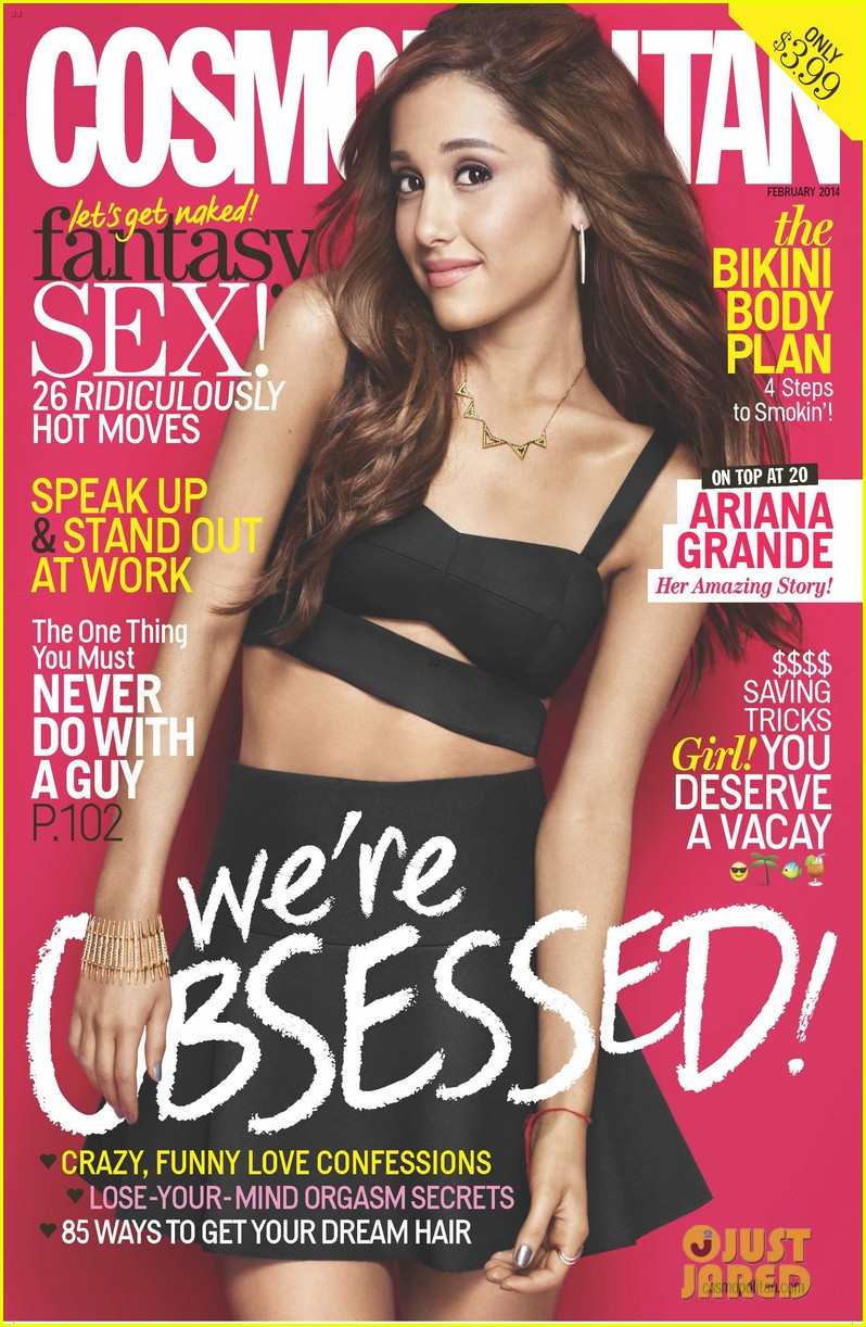 ariana grande covers cosmopolitan february 2014 04