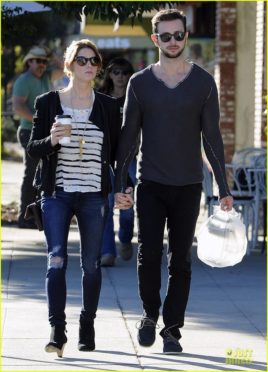 ashley greene paul khoury romancing the bean date 06