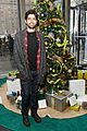 adrian grenier lacoste christmas lights celebration 03