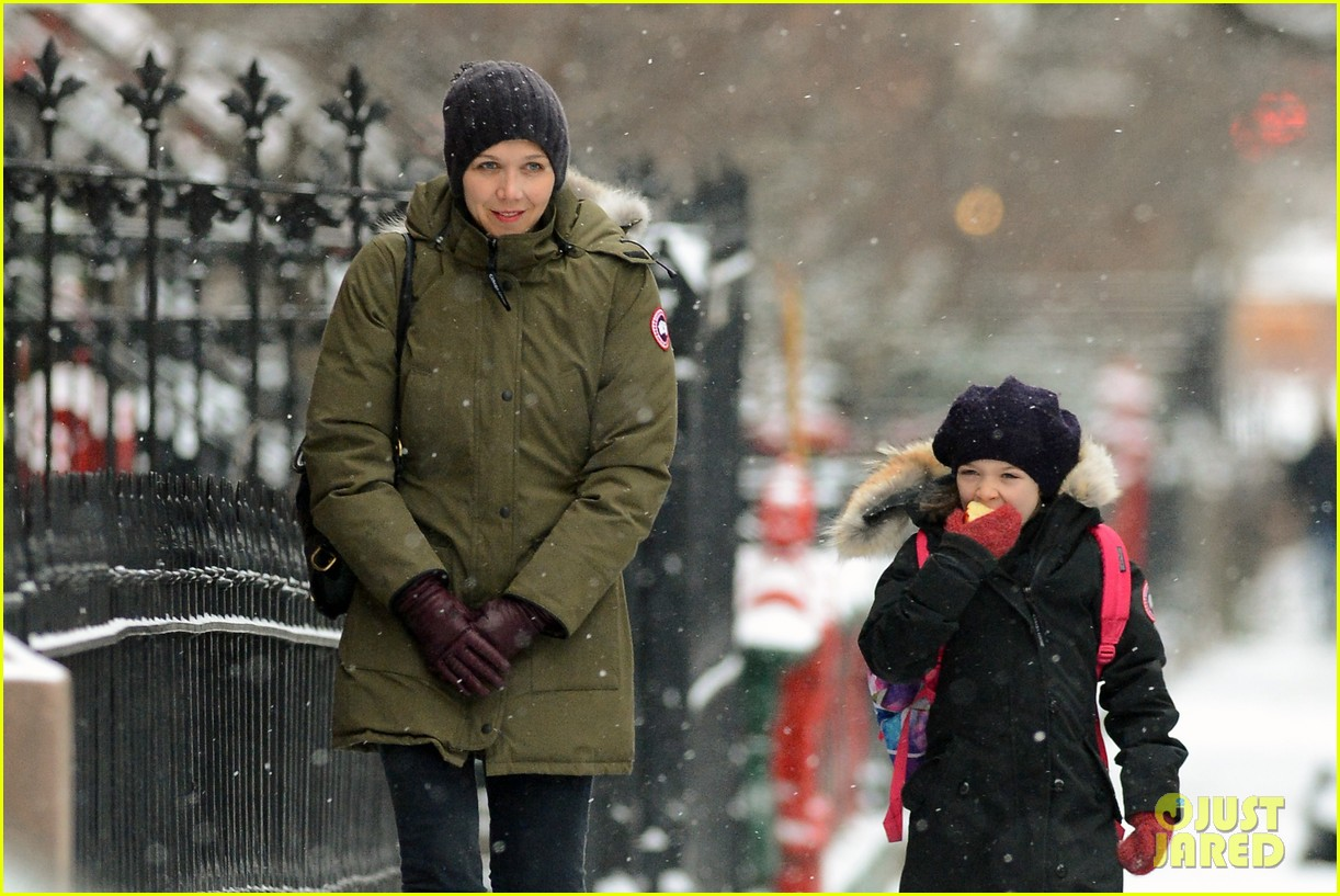 maggie gyllenhaal celebrates life of great aunt who recently passed 063013680