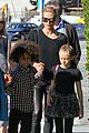 heidi klum sunday lunch with her parents kids 02