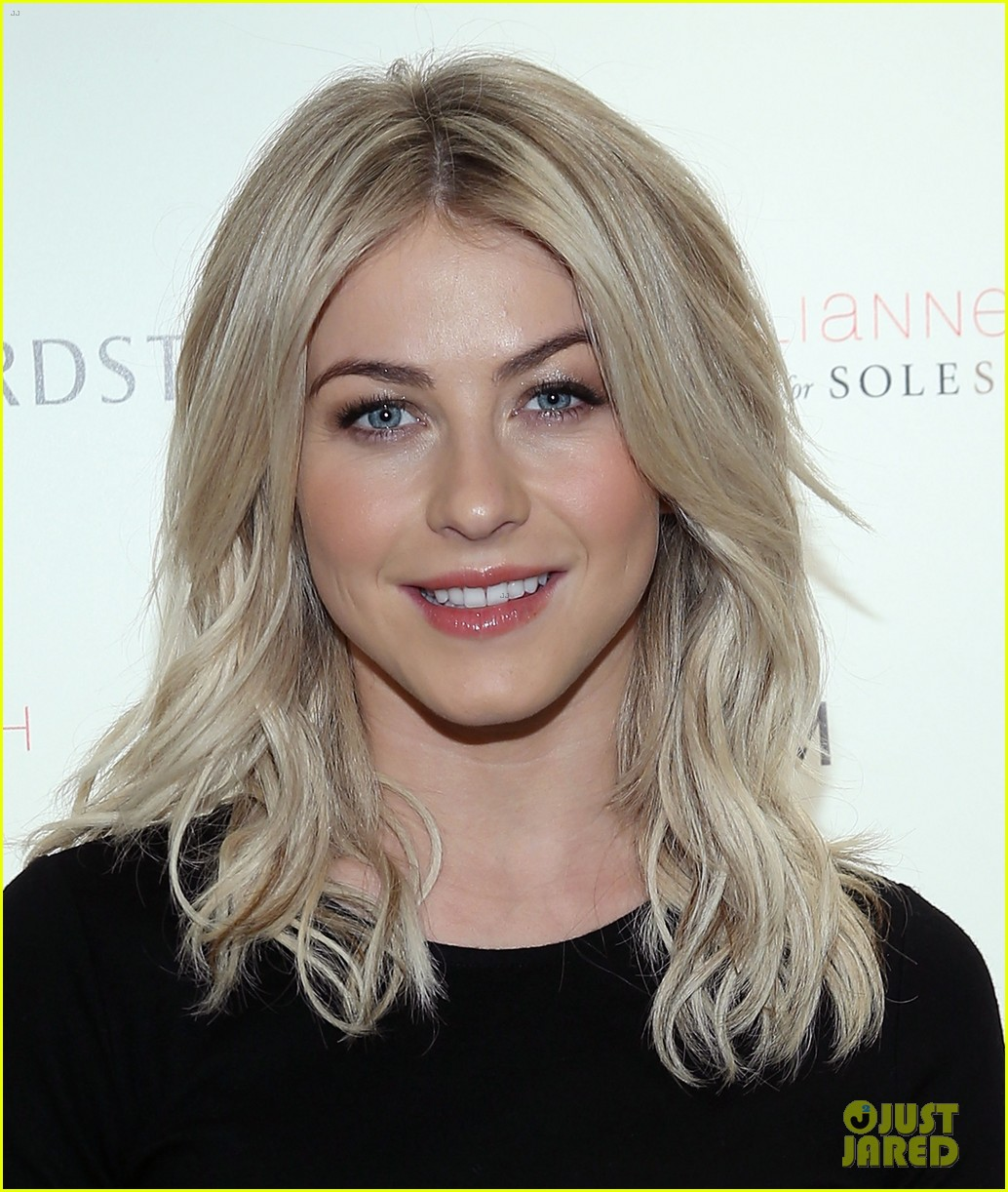 julianne hough sole society shoe collection launch 04