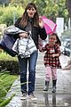 jennifer garner rainy day errands with seraphina 05
