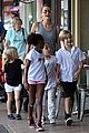 angelina jolie goes book shopping with the kids in sydney 01