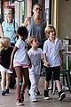 angelina jolie goes book shopping with the kids in sydney 14
