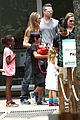 angelina jolie brad pitt visit the zoo with all six kids 59