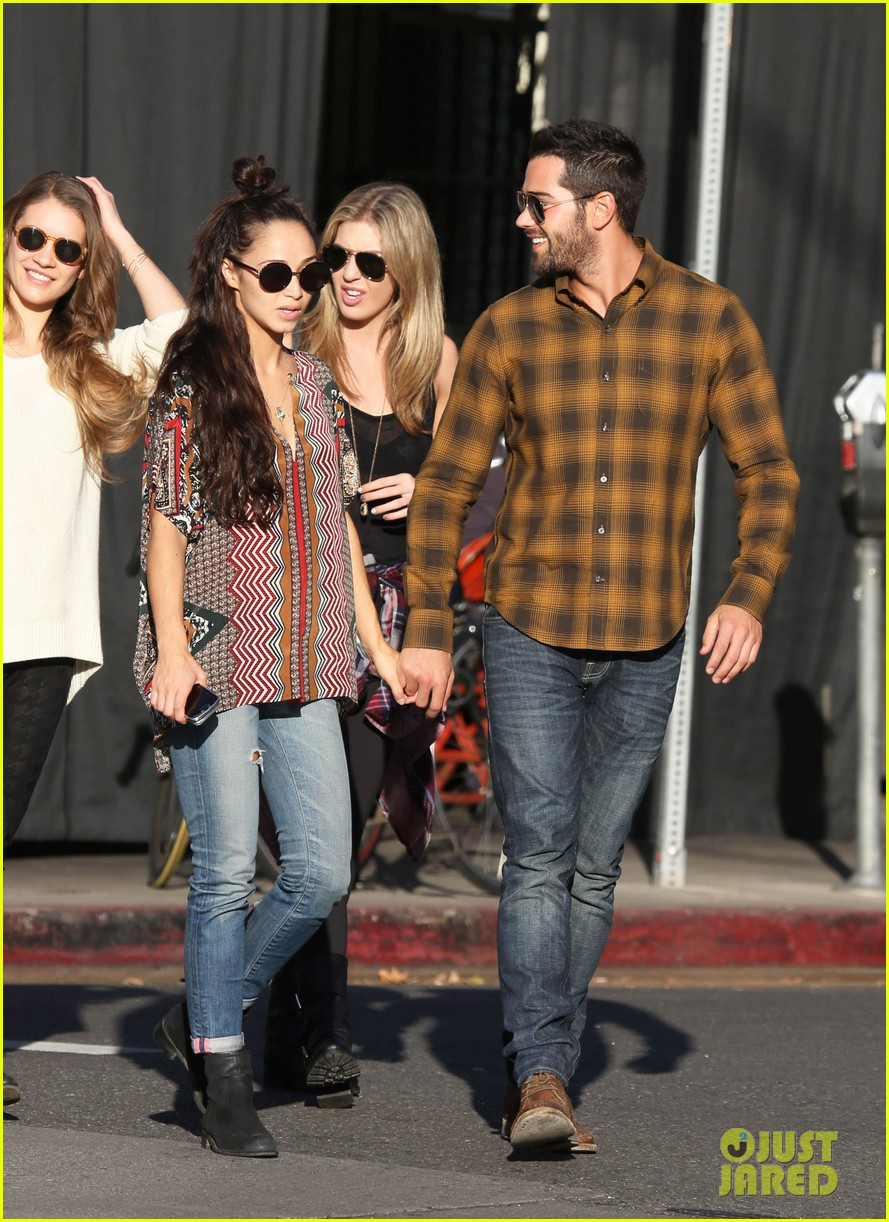 joe jonas jesse metcalfe lunch with their gals 14