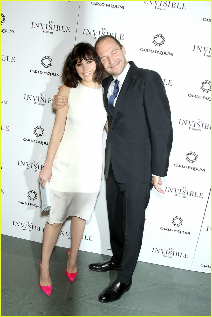 felicity jones ralph fiennes invisible woman nyc screening 103008807