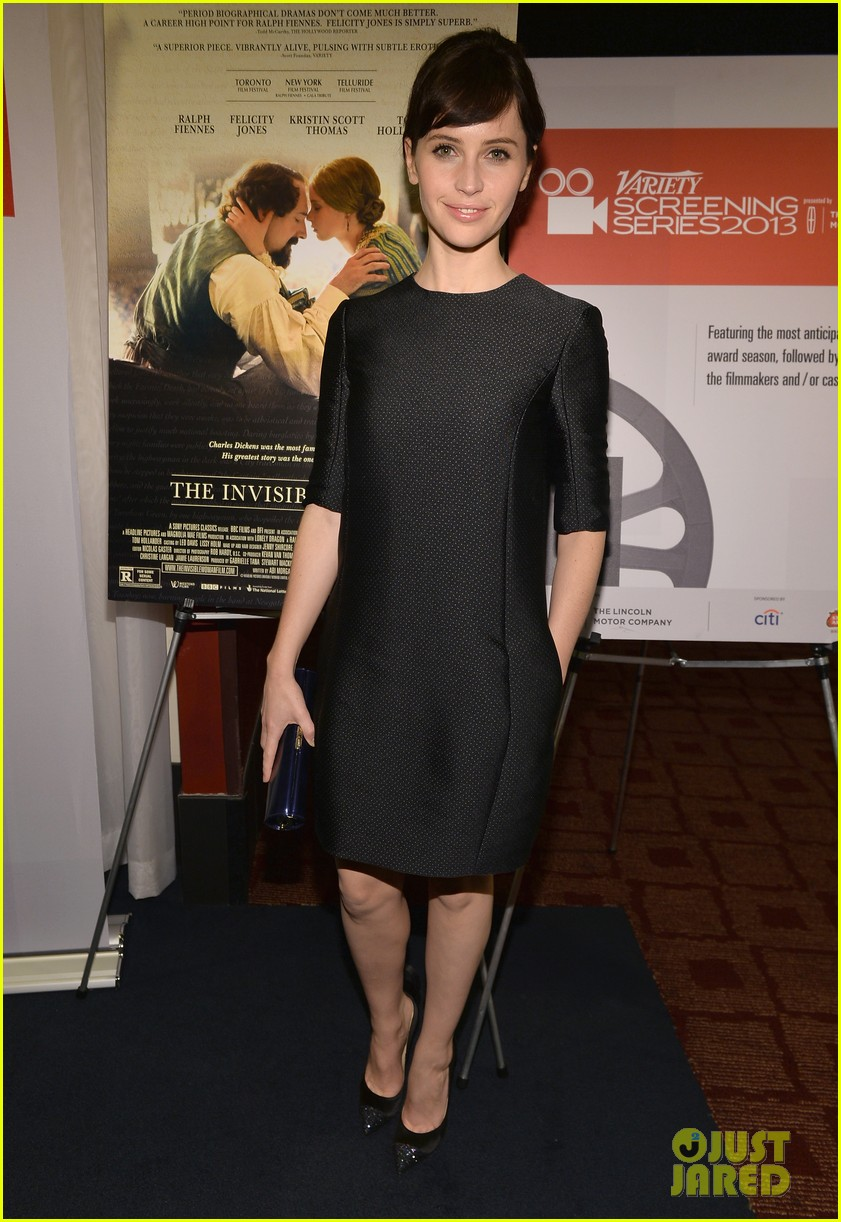 felicity jones invisible women variety screening 013004836