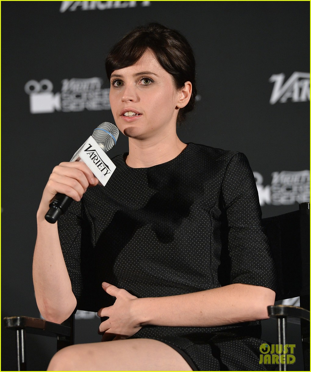 felicity jones invisible women variety screening 103004845