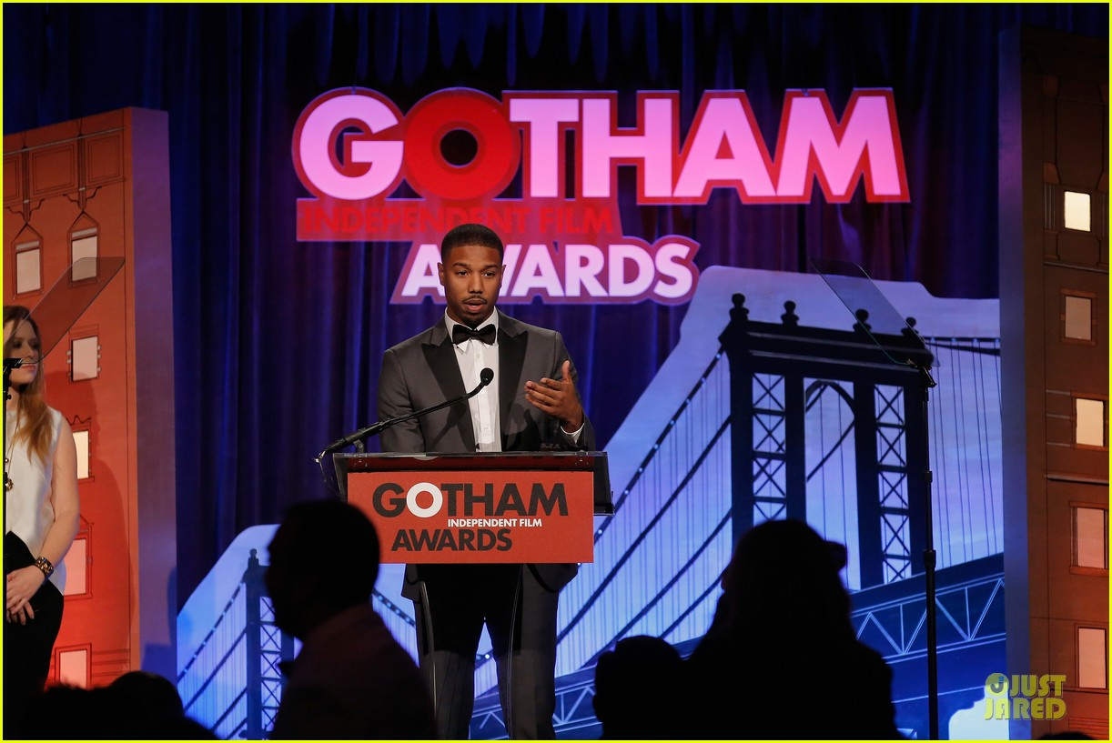 michael b jordan wins breakthrough actor at gotham awards 13