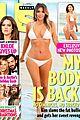 kim kardashian debuts post baby bikini body