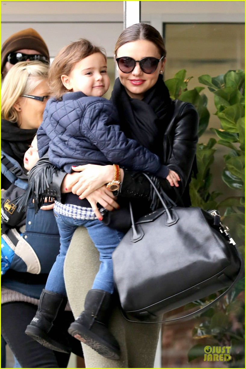 miranda kerr new years eve helicopter ride with flynn 08