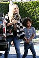 heidi klum post thanksgiving lunch with the kids 04