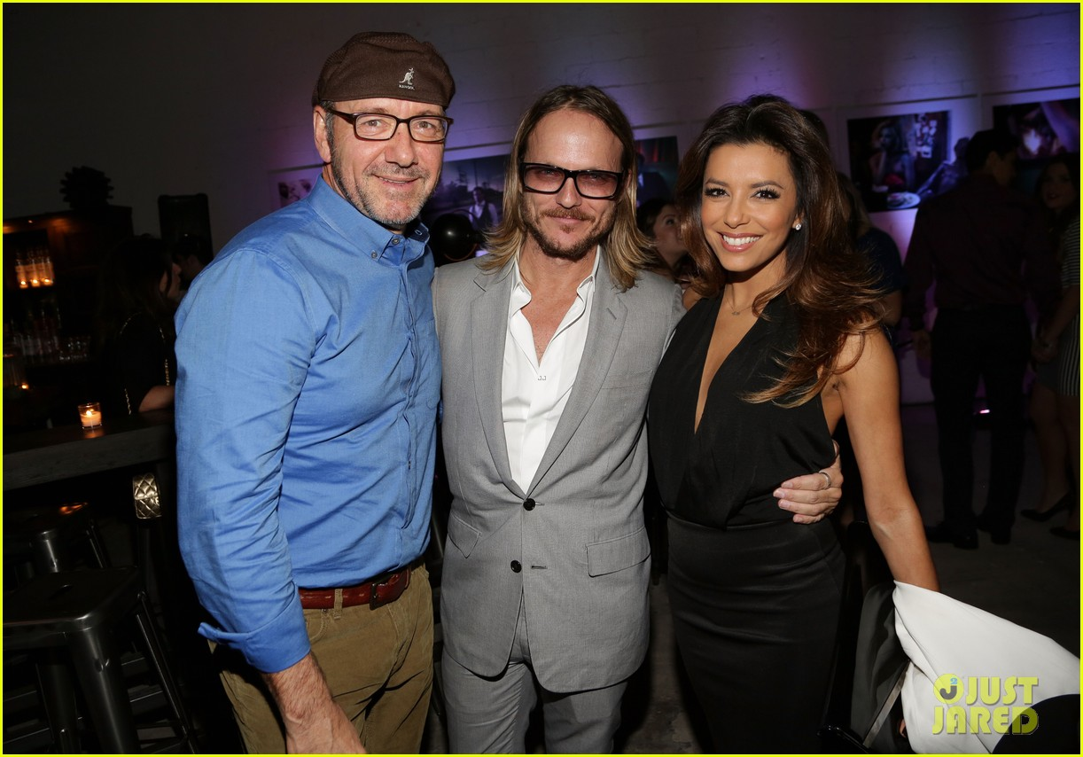 eva longoria kevin spacey moments in motion exhibit 083006135