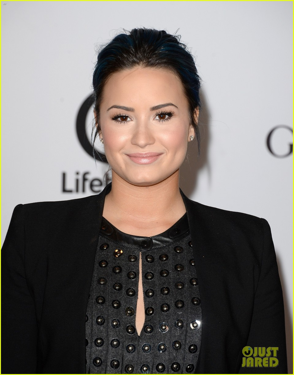 demi lovato naya rivera thr breakfast babes 12