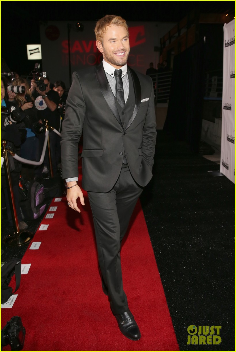 kellan lutz saving innocence gala with keke palmer 013006186