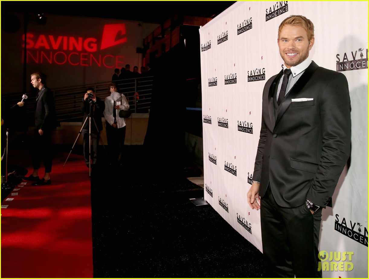 kellan lutz saving innocence gala with keke palmer 10