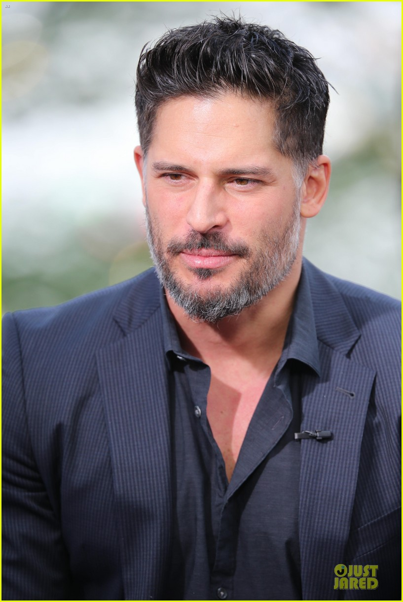 joe manganiello evolution promo on extra appearance 103013280