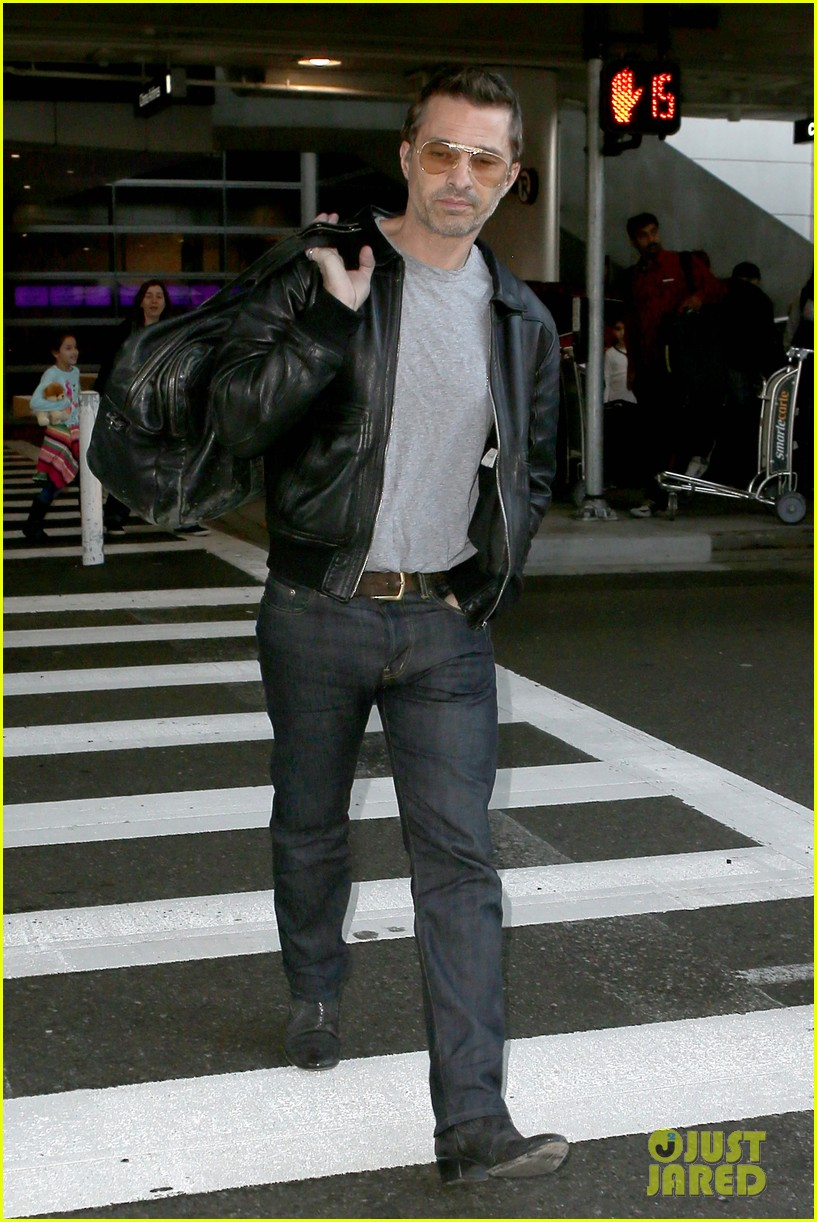 olivier martinez back in the states after promoting physician 073016496