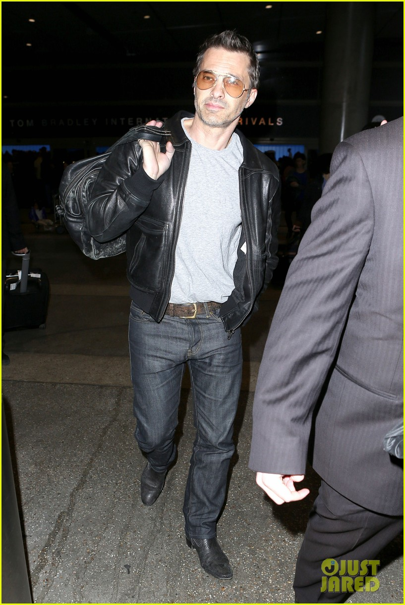 olivier martinez back in the states after promoting physician 13