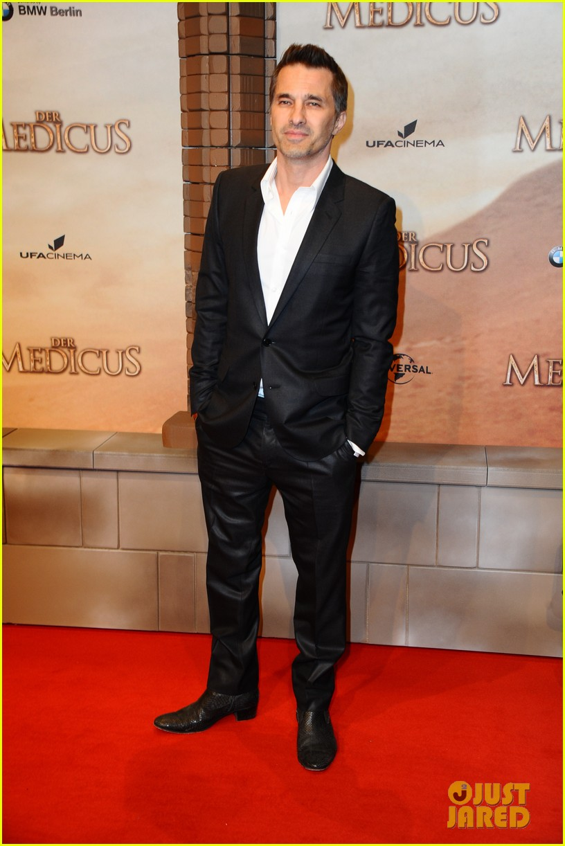 olivier martinez the physician german premiere 13
