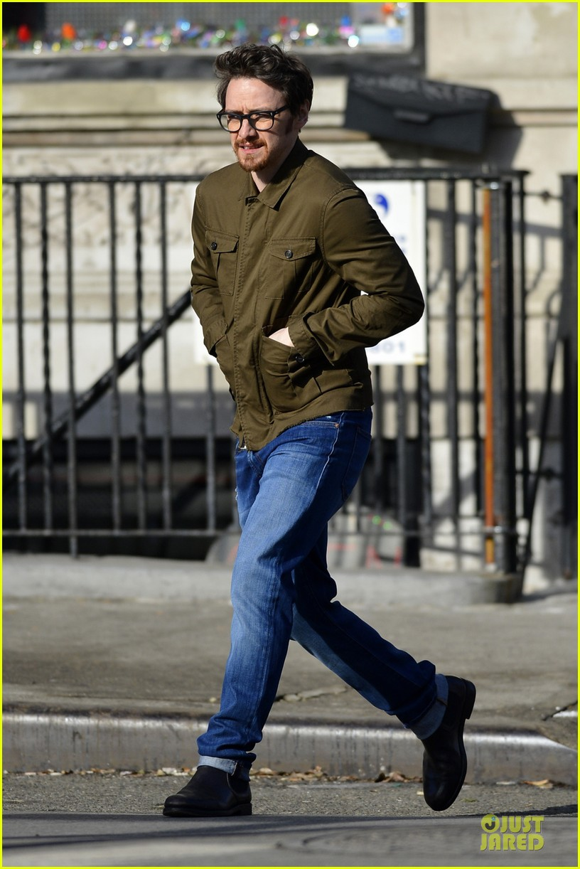 james mcavoy wraps weekend with eyeglasses 053015720