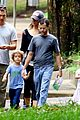 matthew mcconaughey family zoo trip in brazil 13