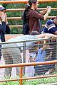 matthew mcconaughey family zoo trip in brazil 15